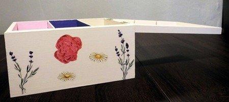 Duże pudełko prezentowe